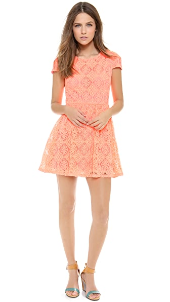 Lovers + Friends Voulez Vous Dress