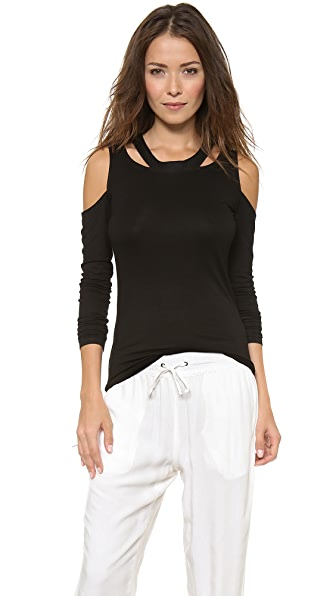 Lovers + Friends Late Night Craving Top