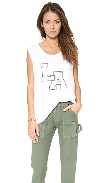 Lovers + Friends LA Muscle Tee
