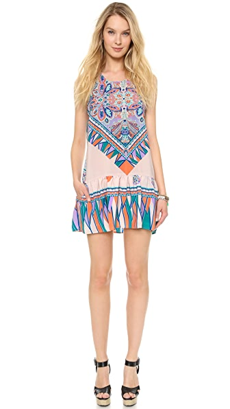 Lovers + Friends I Heart Babydoll Dress