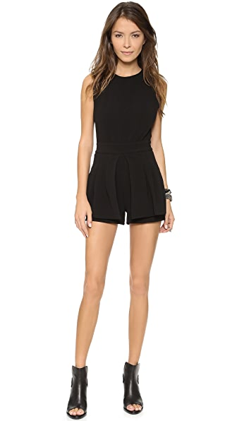 Lovers + Friends Monica Rose Somerset Romper