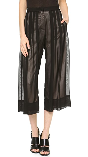 Lovers + Friends Monica Rose Cannes Gaucho Pants