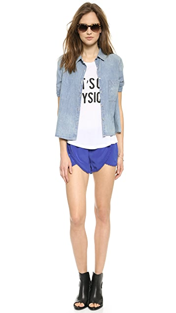 Lovers + Friends Young Romance Shorts