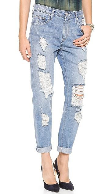 Lovers + Friends Jeremy Boyfriend Jeans