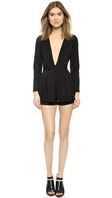 Lovers + Friends Love Always Romper