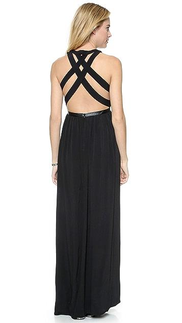 Lovers + Friends Flashback Maxi Dress