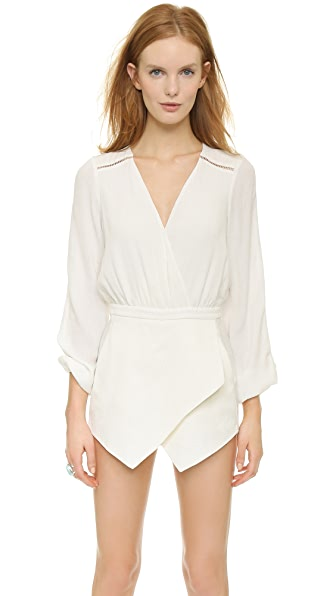 Lovers + Friends Radiance Romper