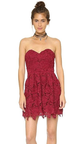 Lovers + Friends Smitten Dress