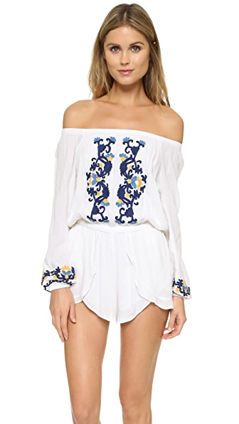 Lovers + Friends Carmella Romper