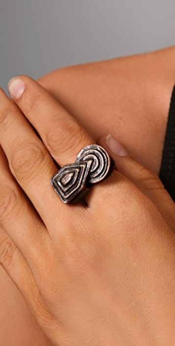 Low Luv x Erin Wasson Deco Ring
