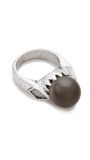 Low Luv x Erin Wasson Orb Ring
