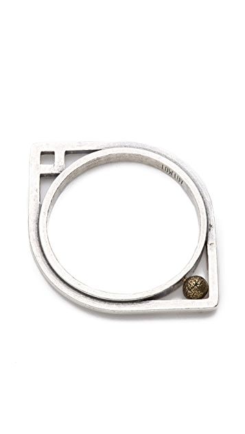 Low Luv x Erin Wasson Oblong Bangle