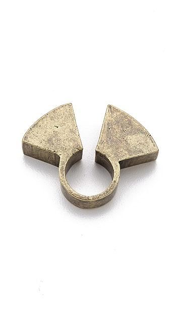 Low Luv x Erin Wasson Ingot Ear Ring