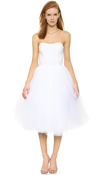 Loyd/Ford Strapless Ballet Dress
