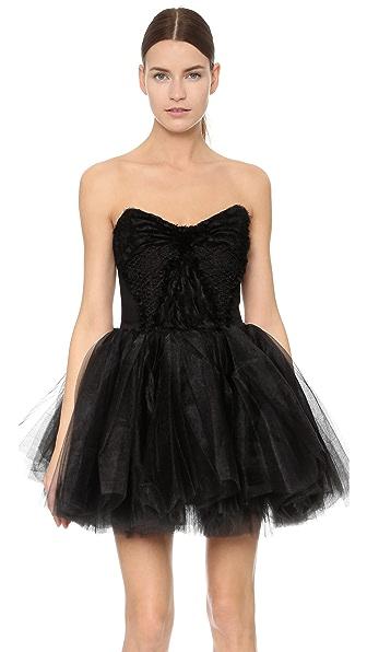 Loyd/Ford Tulle Mini Dress