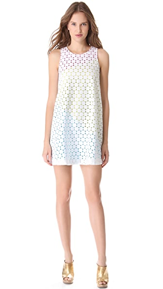 Lisa Perry Moon Swirl Dress