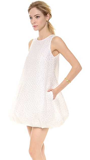 Lisa Perry Bubble Bubble Dress
