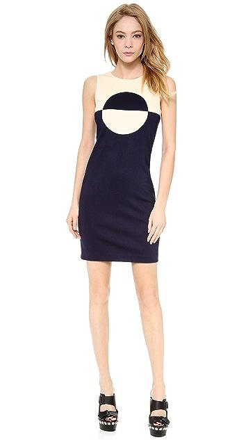 Lisa Perry Sexy Pos Neg Dress