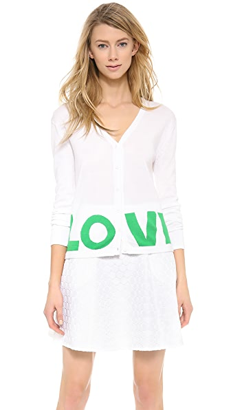 Lisa Perry Love Cardigan