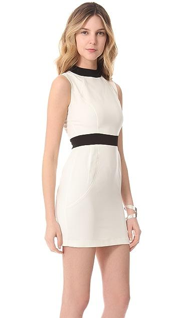 LRK Anna Contrast Mini Dress