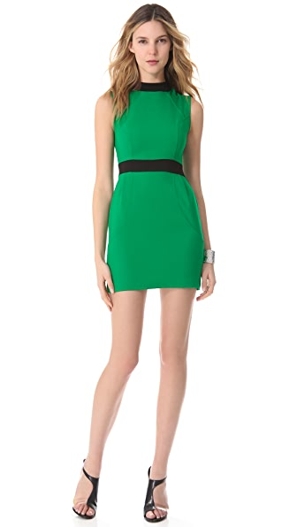 LRK Anna Contrast Mini Dress