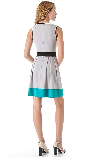 LRK Drew Illusion Bodice Dress