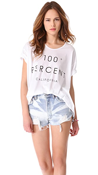 The Laundry Room 100 Percent Oversized Tee