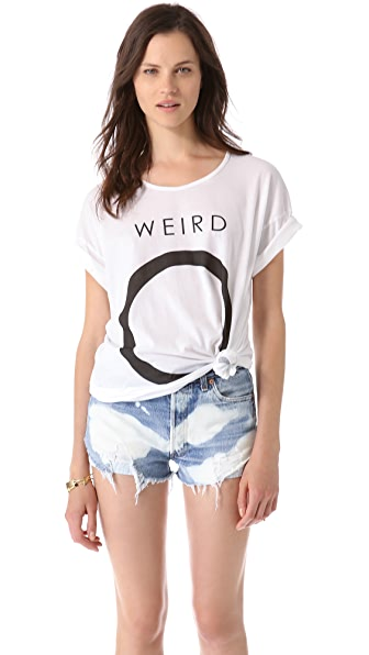The Laundry Room Weirdo Oversized Tee