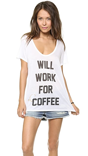 The Laundry Room Coffee Tee