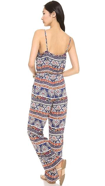 Love Sadie Printed Jumpsuit
