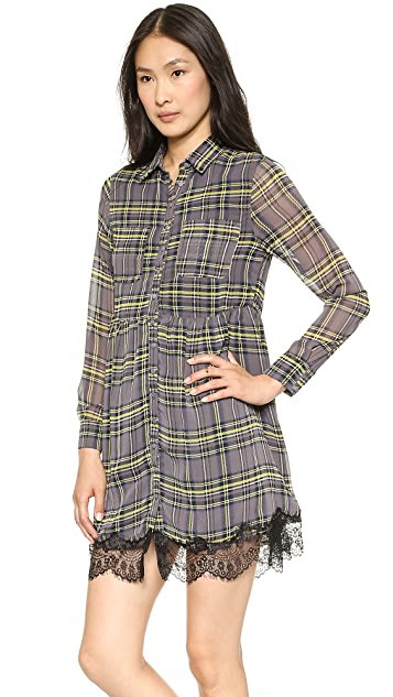Love Sadie Long Sleeve Dress