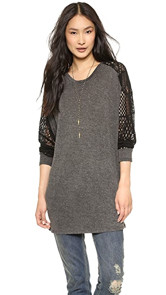 Love Sadie Long Sleeve Tunic