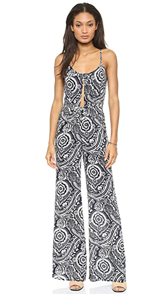 Love Sadie Sleeveless Jumpsuit
