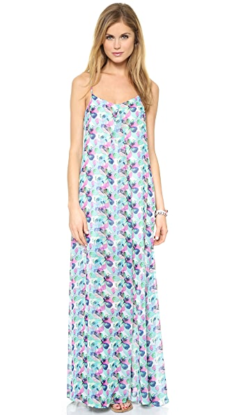 Love Sadie Print Maxi Dress
