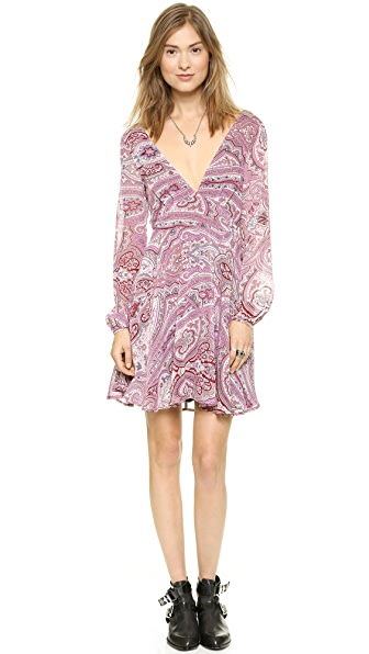 Love Sadie Paisley Prarie Dress
