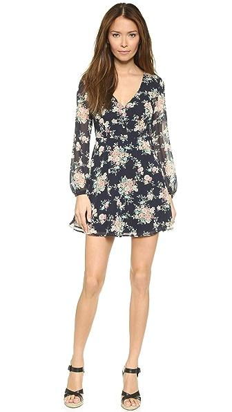 Love Sadie Floral Mini Dress