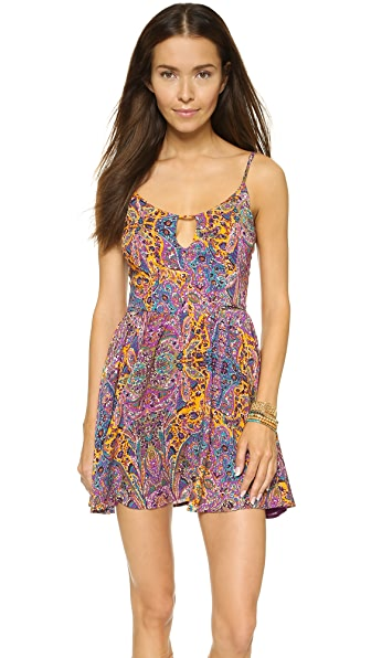 Love Sadie Printed Tank Dress