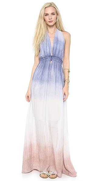 LOVESHACKFANCY Rustic Ombre Love Dress