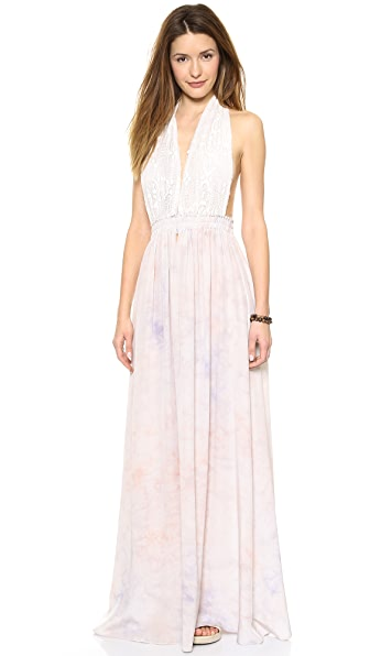 LOVESHACKFANCY Love Maxi Dress