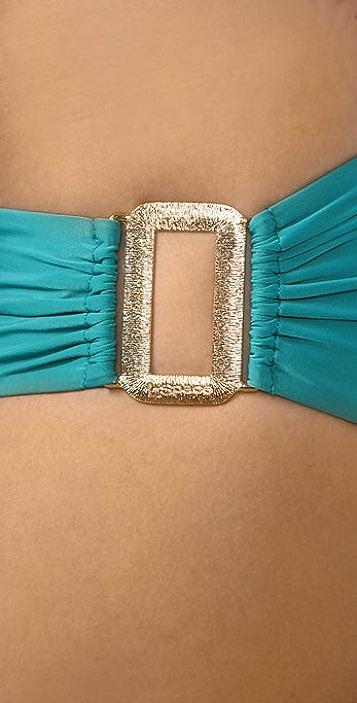 L*Space Slinky Solids Lola Bandeau Bikini