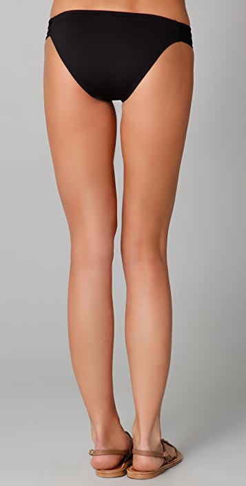 L*Space Foxy Tab Bikini Bottoms