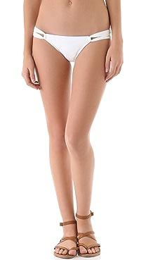 L*Space Sensual Solids Taboo Bikini Bottoms