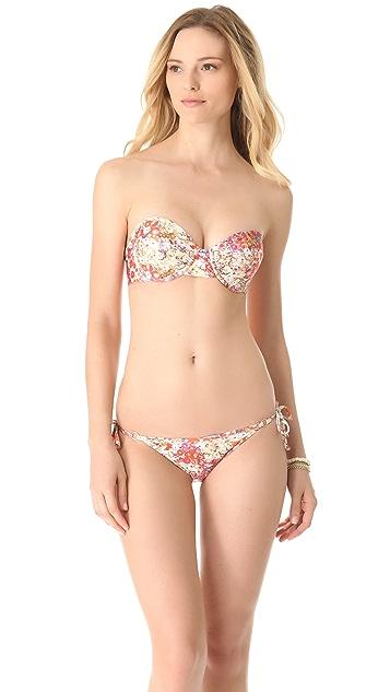L*Space Sweet Meadow Bikini Top