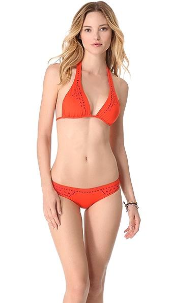 L*Space L*Novelties Mystique Reversible Bikini Top
