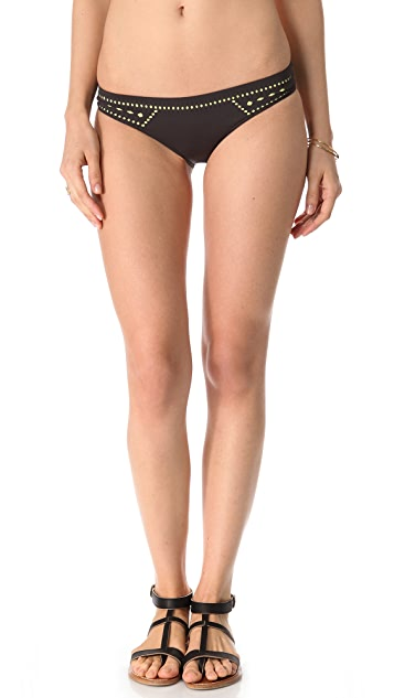 L*Space L*Novelties Lexi Reversible Bikini Bottoms