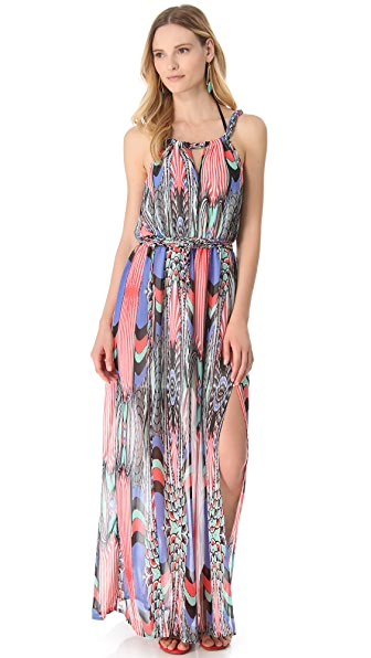 L*Space Inca Ruins Cover Up Dress