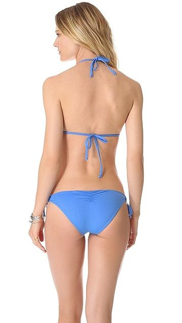 L*Space Stella Triangle Bikini Top