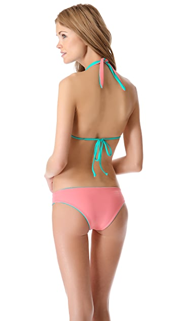 L*Space Mystique Reversible Bikini Top