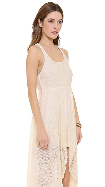 L*Space Swept Away Crochet Dress