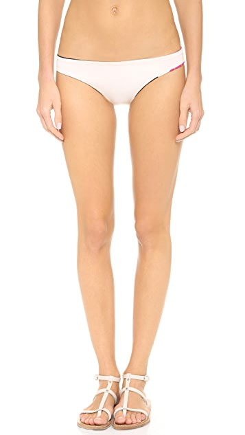 L*Space Colorblock Geo Hipster Bottoms